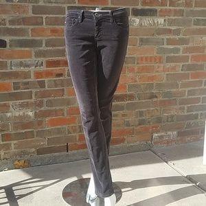 Smoky Gray Fine AG Cord Jeans!! 💨💨